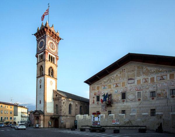 Pałac Magnifica Comunità Di Fiemme w Cavalese (fot. Alice Russolo / Trentino)