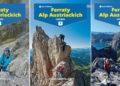 """""""Ferraty Alp Austriackich"""", komplet tomów 1-3, Csaba Szépfalusi"""