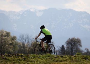 Rower górski w akcji (fot. pixbay.com)