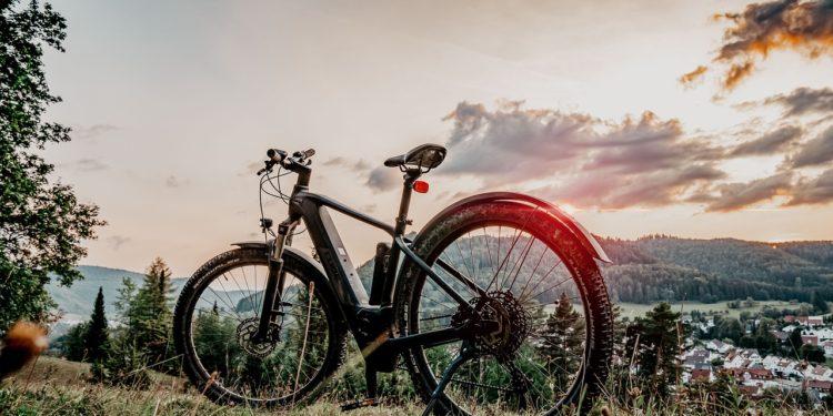 Rower elektryczny fat bike Muvike